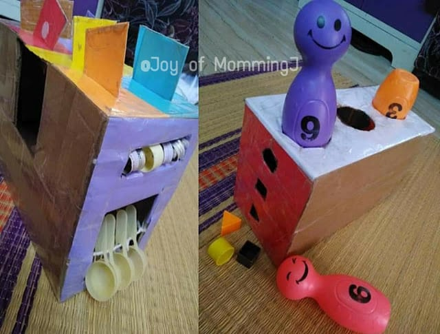DIY Activity Box
