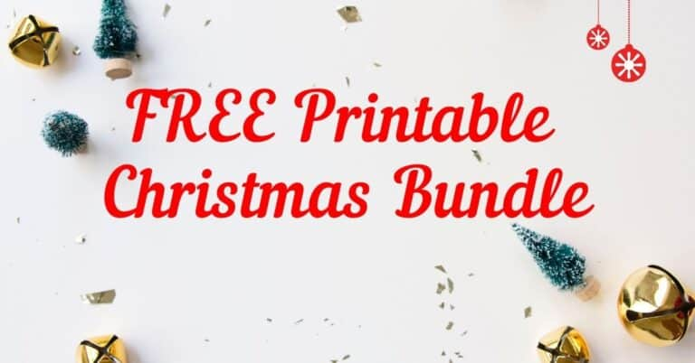 Amazing Christmas Bundle | Free Printable Worksheets